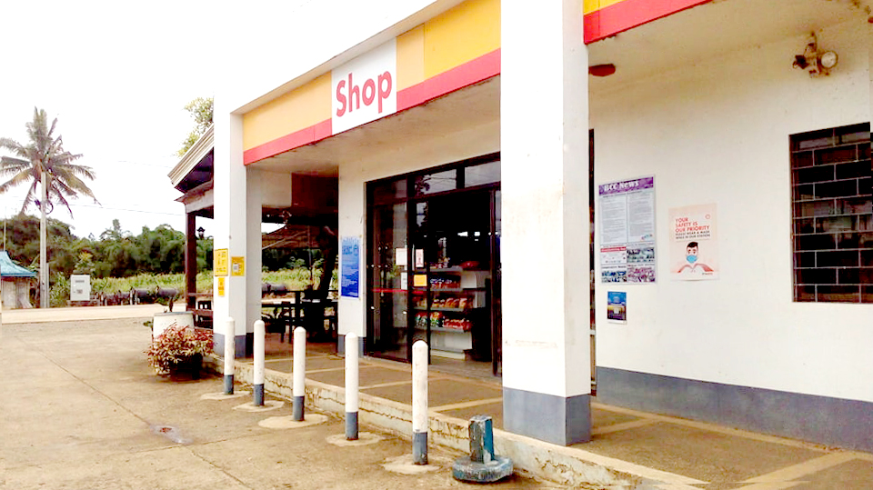 Shell Convenience Store