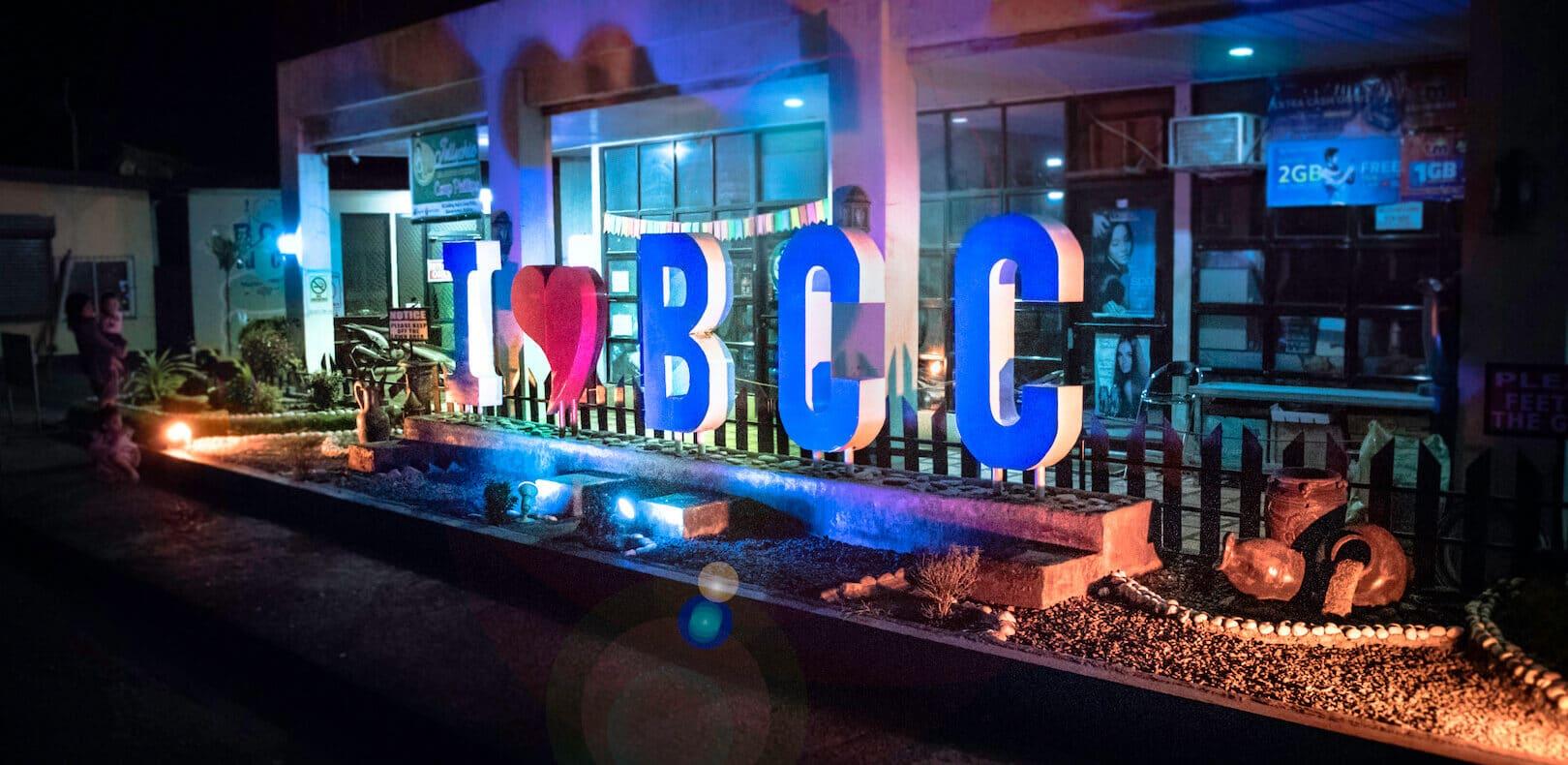 I Love BCC Landmark